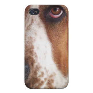 Basset Hound iPhone Case iPhone 4 Cover