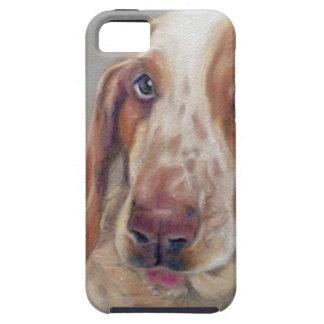 Basset hound iPhone SE/5/5s case