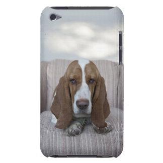 Basset Hound iPod Touch Case-Mate Case