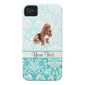 Basset Hound; Lindo iPhone 4 Protector