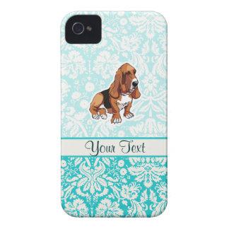 Basset Hound Lindo iPhone 4 Protector