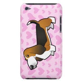 Basset Hound Love iPod Touch Covers