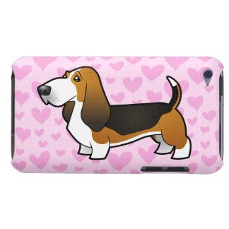 Basset Hound Love iPod Touch Case