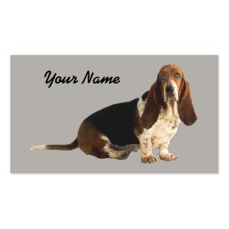 Basset Hound Lover Business Card