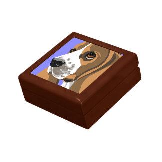 Basset Hound Lover Gifts Jewelry Box