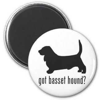 Basset Hound Magnet