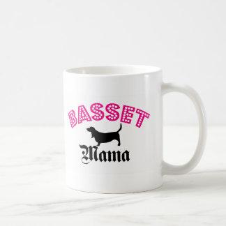 Basset Hound Mama Mug