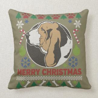 Basset Hound Merry Christmas