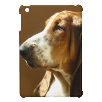 Basset Hound Photo iPad Mini Cases