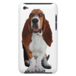 Basset Hound Picture iTouch Case Barely There iPod Covers