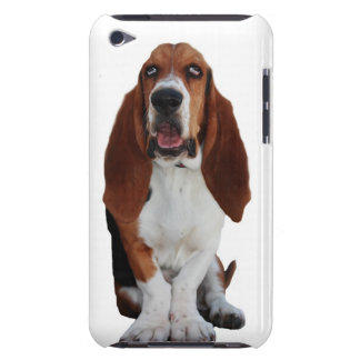 Basset Hound Picture iTouch Case Barely There iPod Cases