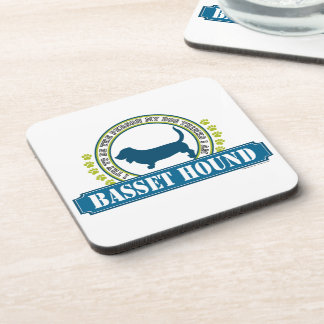 Basset Hound Posavasos De Bebida