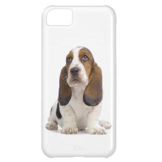 Basset Hound Puppy iPhone 5C Case