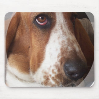 Basset Hound Puppy Mouse Pad