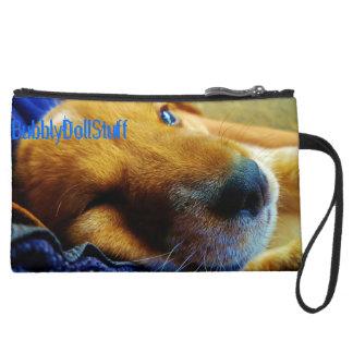 Basset Hound Puppy Wink Clutch