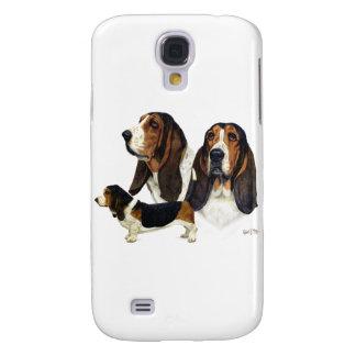 Basset Hound Samsung Galaxy S4 Case