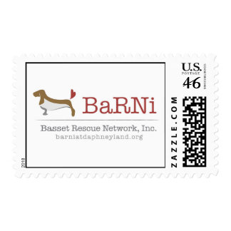 Basset Hound Stamps