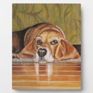 Basset Hound: Tate Display Plaques