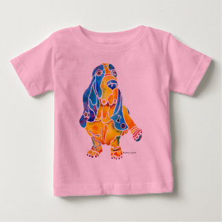 Basset Hound Toddler Shirt