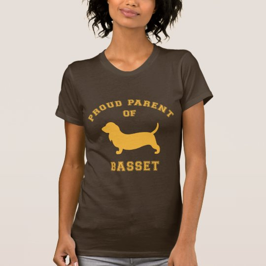 Basset Hound Women Shirt