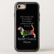 Basset Mom Smartphone Case