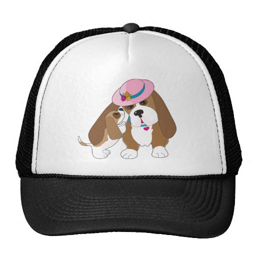 Basset Talk Mom Hat