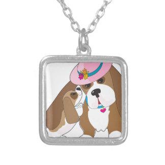 Basset Talk Mom Jewelry