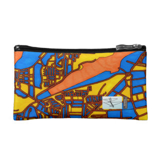 Basseterre, Saint Kitts And Nevis Cosmetic Bag