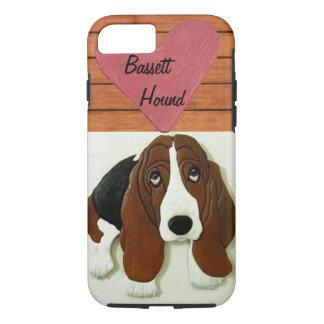 Bassett Casemate iPhone 7 Tough Case