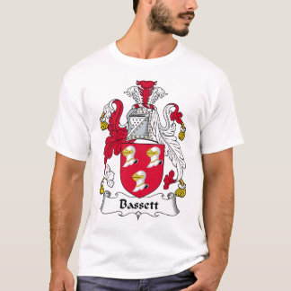 Bassett Family Crest T-Shirt