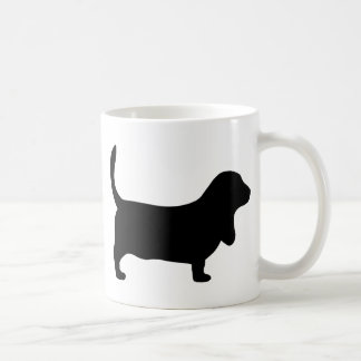 Bassett Hound Dog Coffee Mug