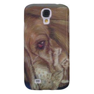 Bassett Hound Samsung Galaxy S4 Cover
