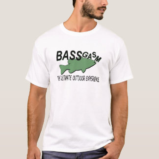 BASSgasm THE ULTIMATE OUTDOOR EXPERIENCE T-Shirt
