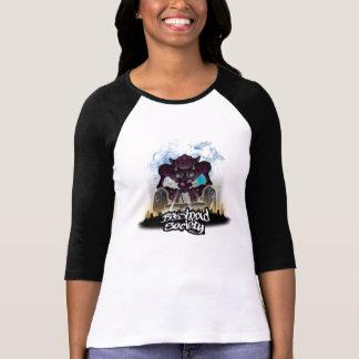 Basshead Society Sport T T-Shirt