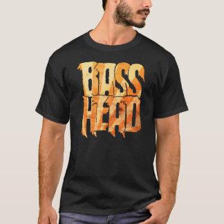 Basshead Sunburst Orange T-Shirt