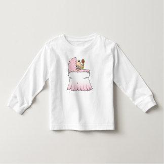 Bassinet Baby Toddler T-shirt