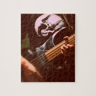 Bassist photo puzzle