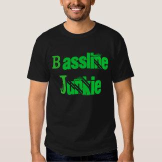 Bassline Junkie Tee Shirt