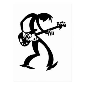 bassman postcard
