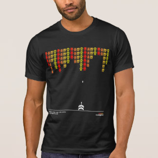 Basso Invaders T-Shirt