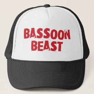 Bassoon Beast Hat