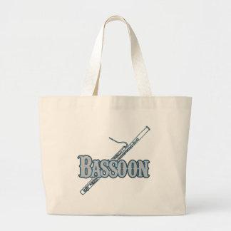 Bassoon Bolsa Tela Grande