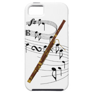 Bassoon iPhone 5 Covers