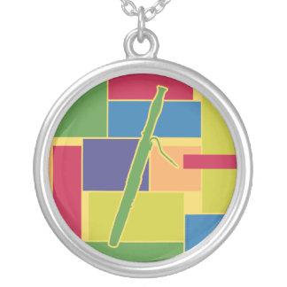Bassoon Colorblocks Necklace