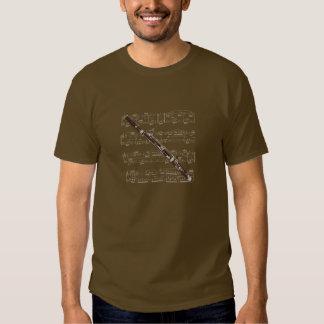 Bassoon de la camisa (oscura) - - escoja su color