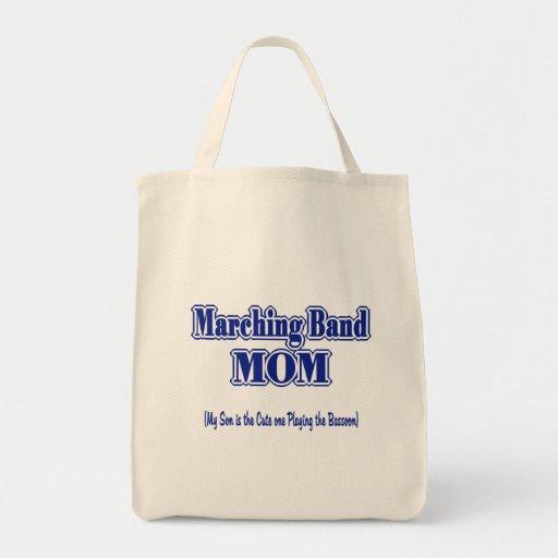 Bassoon de la mama de la banda bolsas