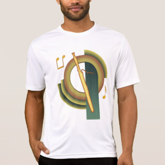 Bassoon Deco Camisetas
