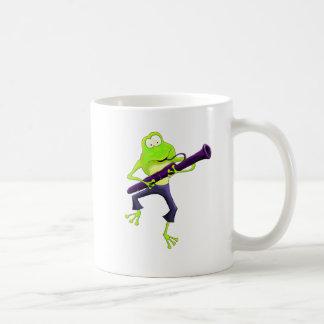 Bassoon Frog Mugs
