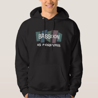 Bassoon Is Forever Hooded Pullover
