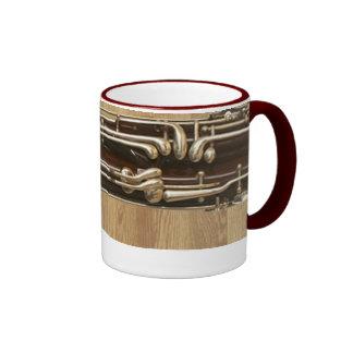 Bassoon Keys Mug